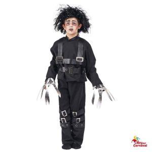 disfraz infantil eduardo manostijeras