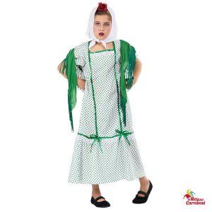 disfraz infantil chulapa