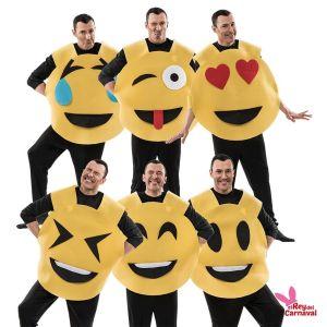 disfraz emoji