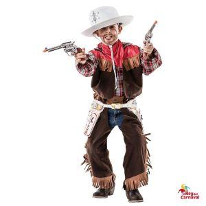 disfraz infantil vaquero