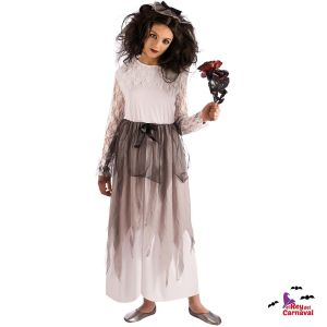 disfraz novia cadaver
