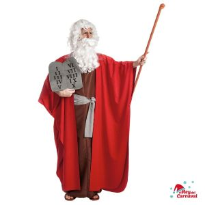 disfraz Moises