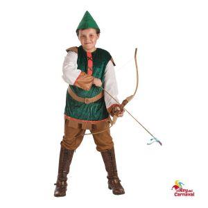 disfraz infantil robin hood