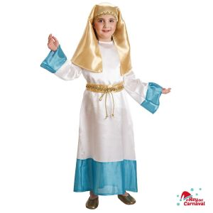 disfraz infantil virgen Maria