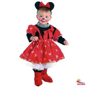 disfraz infantil ratita