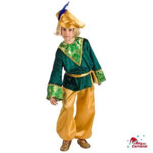 disfraz infantil paje Gaspar
