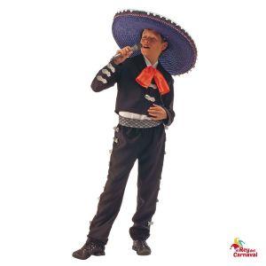 disfraz infantil mexicano