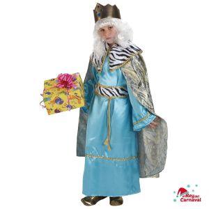 disfraz infantil Melchor lujo