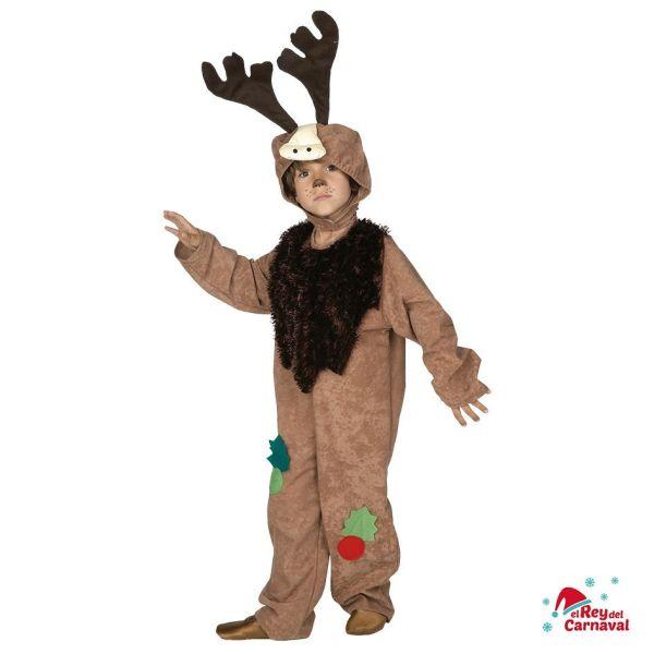 disfraz infantil reno