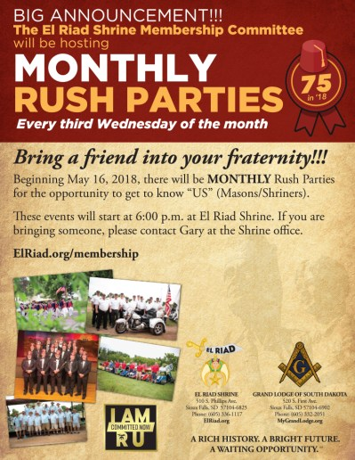1CL_ElRiad_Membership_monthlyrushes_flyer_041318