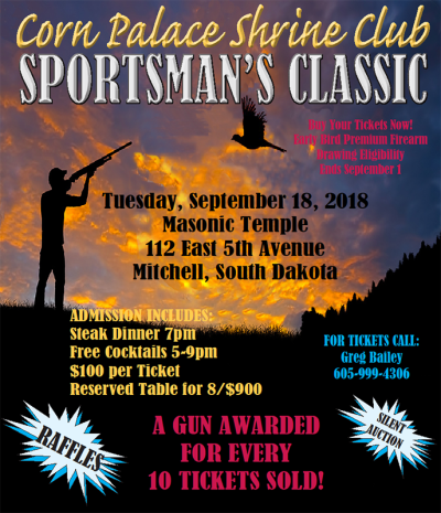 CPSC 2018 Sportsman's Classic