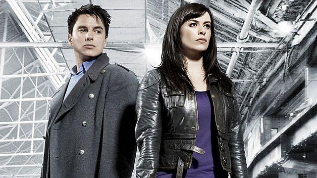 Protagonistas de Torchwood