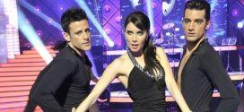 Pilar Rubio en Más que baile de Telecinco