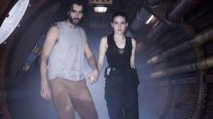 Aitor Luna y Maria Valverde