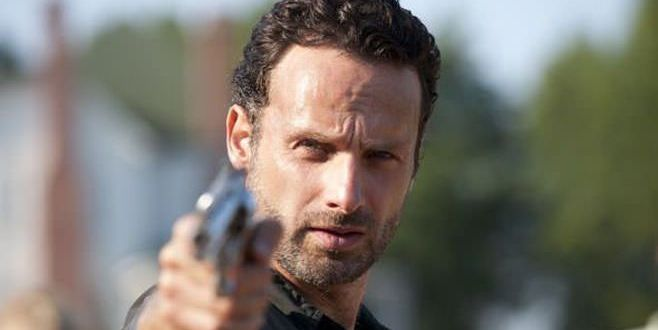 rick protagonista the walking dead