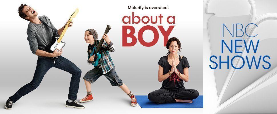 About a Boy - Lista de series a estrenar en Estados Unidos en 2013/14