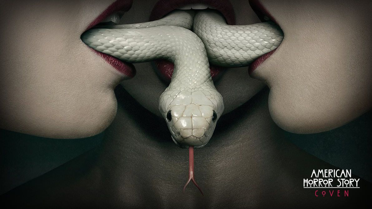 american horror story snakes