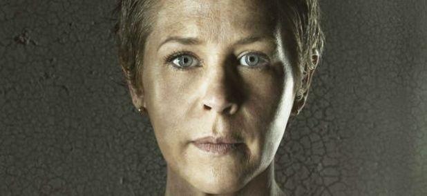 Melissa McBride en The Walking Dead