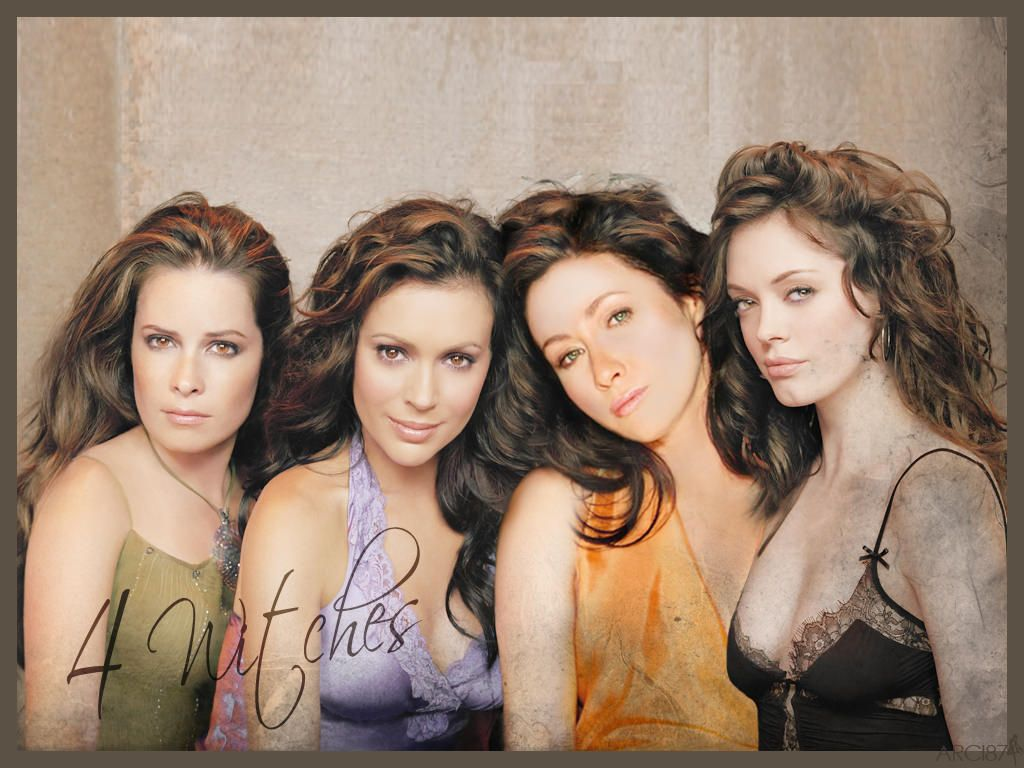 four charmed