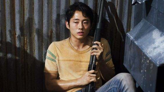glenn the walkind dead