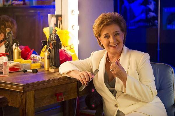 Beatriz Carvajal como Dolores Reina (actores bienvenidos al lolita)