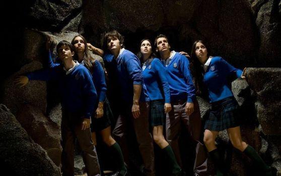 El Internado, la serie de Antena 3