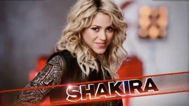 shakira-the-voice