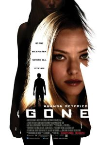 Cartel de Gone (Sin rastro)