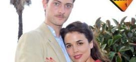 Peter Vives y Adriana Ugarte en El Hormiguero