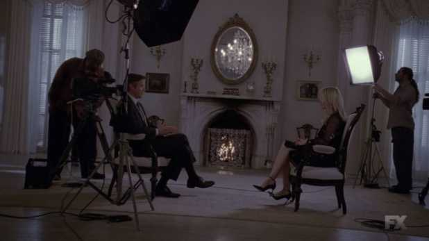 American Horror Story 3x13 Nuevos tiempos llegan al aquelarre con la Supremacía de Cordelia