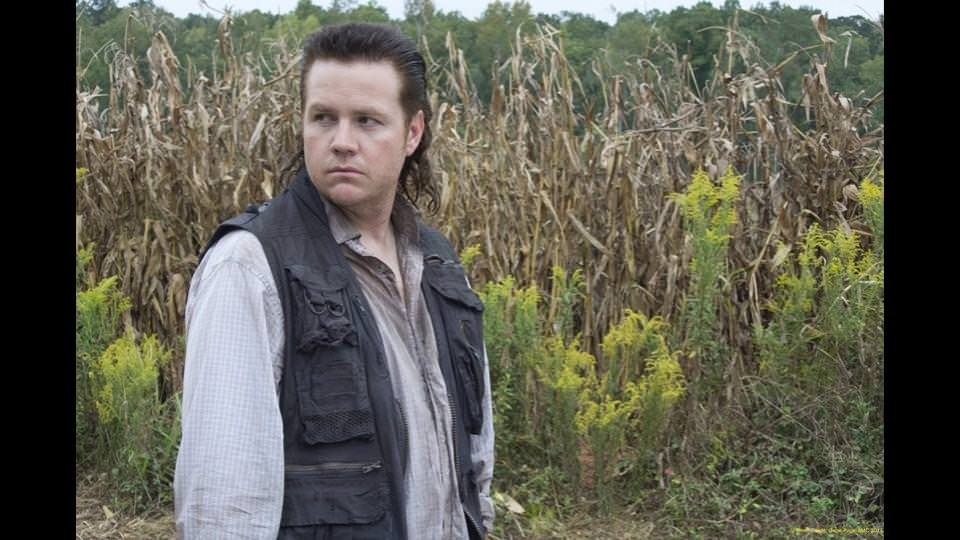 The Walking Dead 4x11 Claimed - Eugene Porter