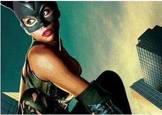 Catwoman en el Especial Superhéroes de la Sexta 3
