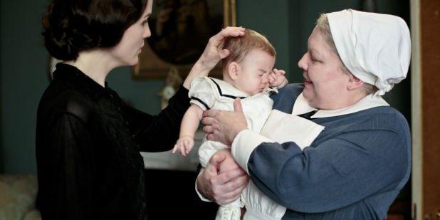 Downton Abbey también triunfa en Estados Unidos