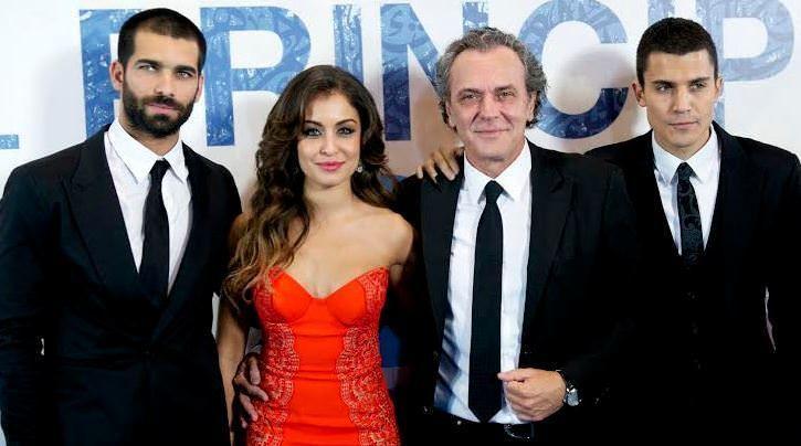 El Príncipe se estrena en Telecinco