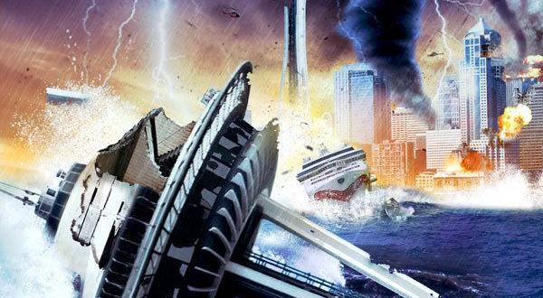 Megatormenta: Destruccion Inminente