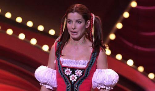 Sandra Bullock en Miss Agente Especial 2