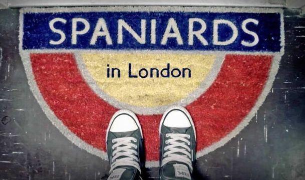 Spaniards in London