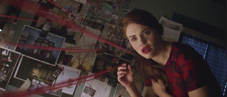 Teen Wolf 3x18 Lydia atando cabos