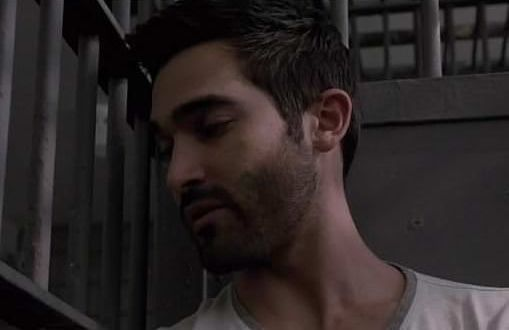 Teen Wolf 3x20 Echo House - Derek