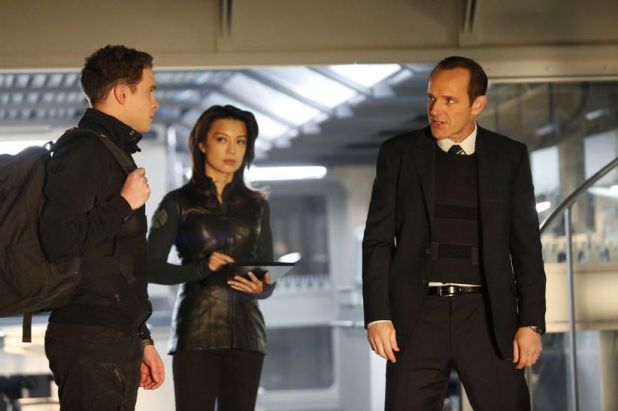 Agents of SHIELD 1x14 Tahiti - Equipo