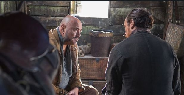 Black Sails 1x07 Flint