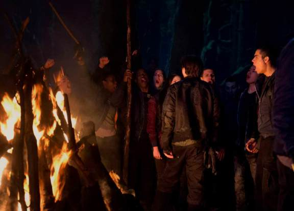 Crítica The 100 - Whatever we want