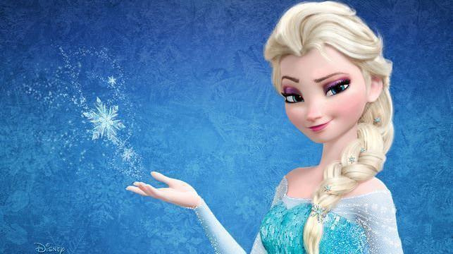 Frozen, la cinta de animación más taquillera