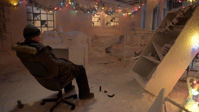 Helix 1x10 Fushigi - Celebrando la navidad