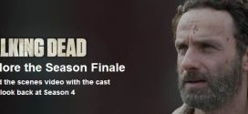 Season finale 4 The Walking Dead