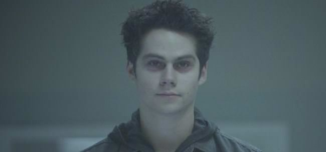 Teen Wolf Stiles palido