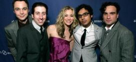 The Big Bang Theory nucleo