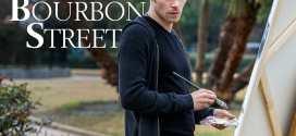 The Originals 1x17 Moon Over Bourbon Street - Klaus pintando