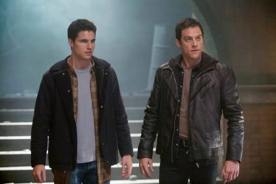 The Tomorrow People 1x15 Enemy of my Enemy - Stephen y Julian