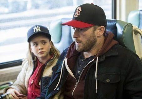 Believe 1x02 - Bo y Tate huyendo en un autobús